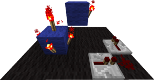 Redstone manual - placing torch.png