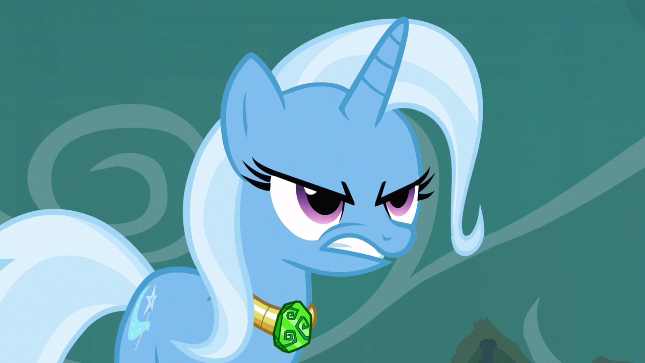 Image - Trixie angry S3E5.png - My Little Pony Friendship ...