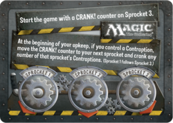 Contraption card back