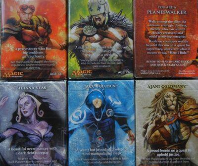 Magic 2011/Sample decks - MTG Wiki