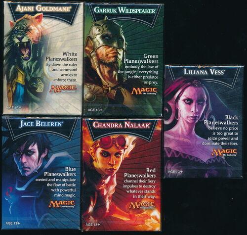 Magic 2013/Sample decks - MTG Wiki