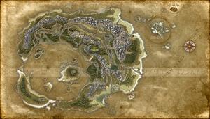 map of Ixalan