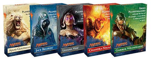Magic 2014/Sample decks - MTG Wiki