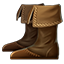 Inventory Feet Leather Professions Leatherworking Leather Lv10.png