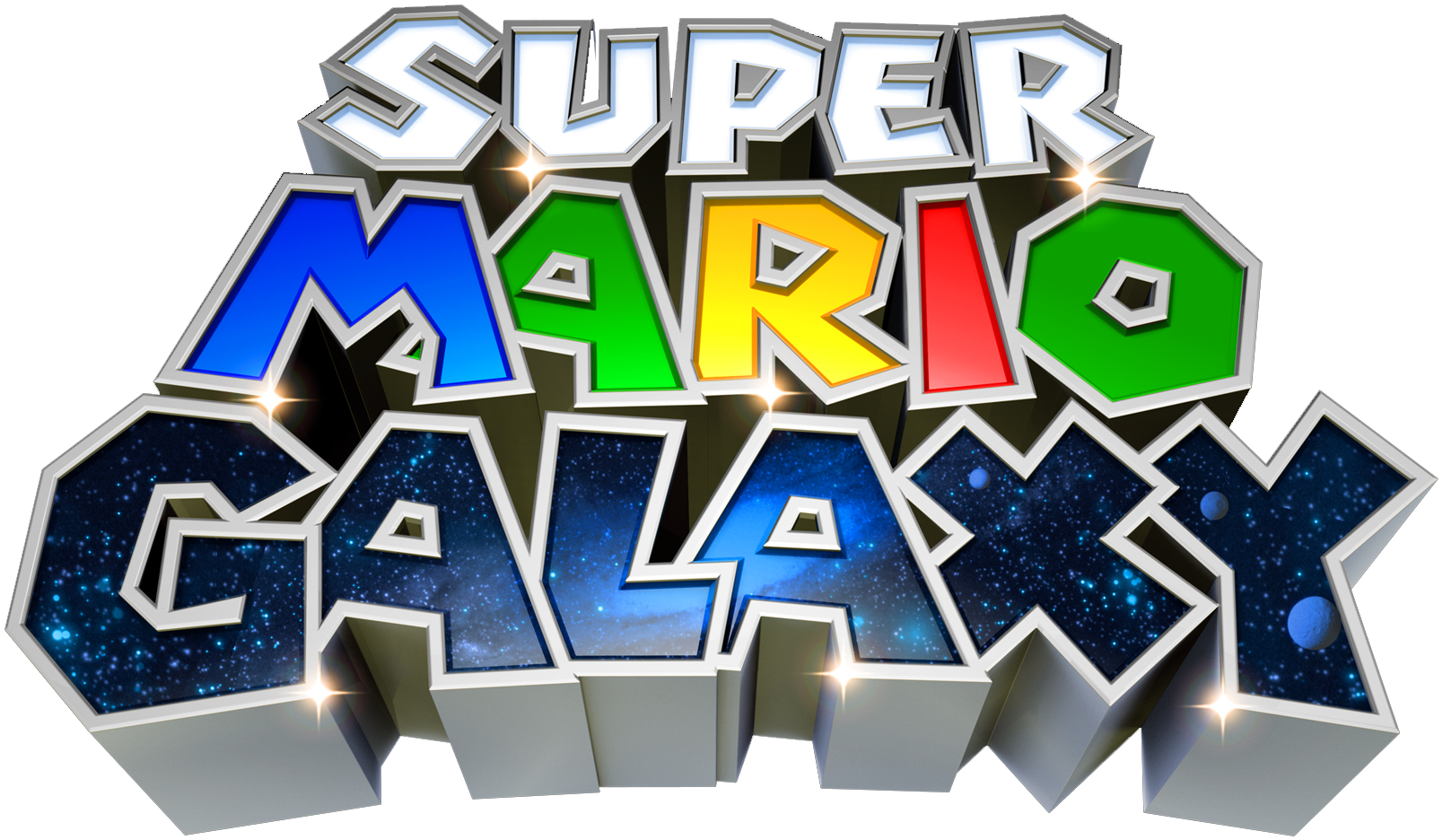 why does mario not have a consistent logo mobile warning