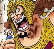 Gatz in the Digitally Colored Manga