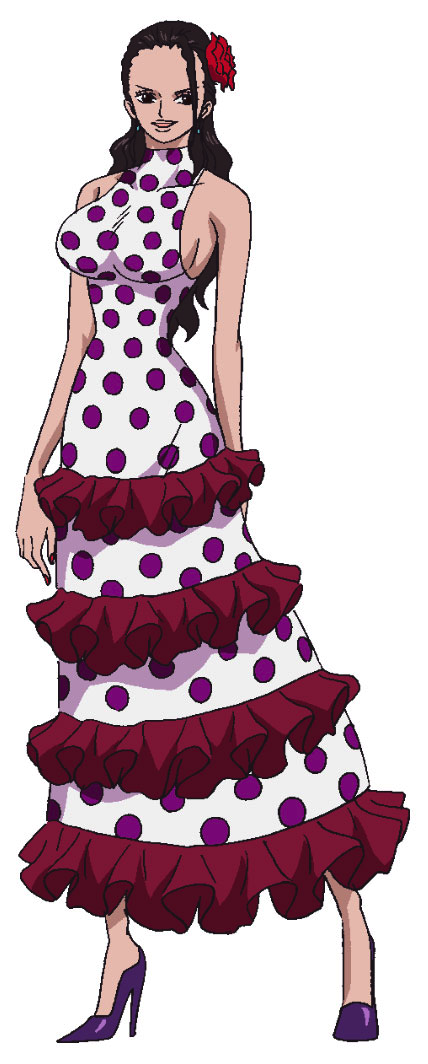 Viola Anime Concept Art