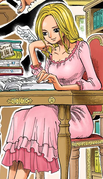 Kaya home outfit in Colored Manga