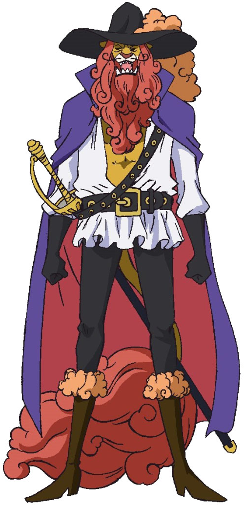 Shishilian Anime Concept Art