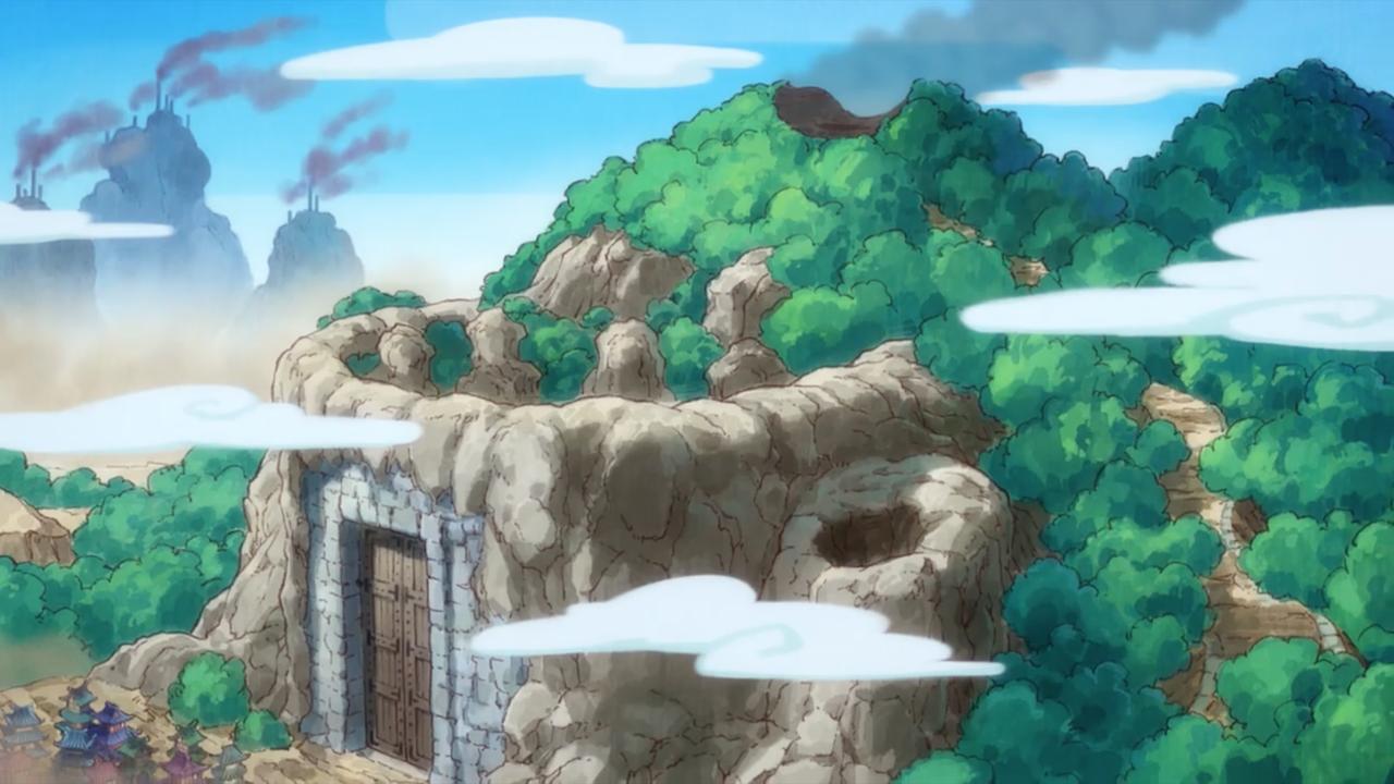 Oden Castle Gone