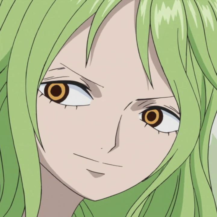 Image - Monet Portrait.png - The One Piece Wiki - Manga, Anime, Pirates, Marines, Treasure ...