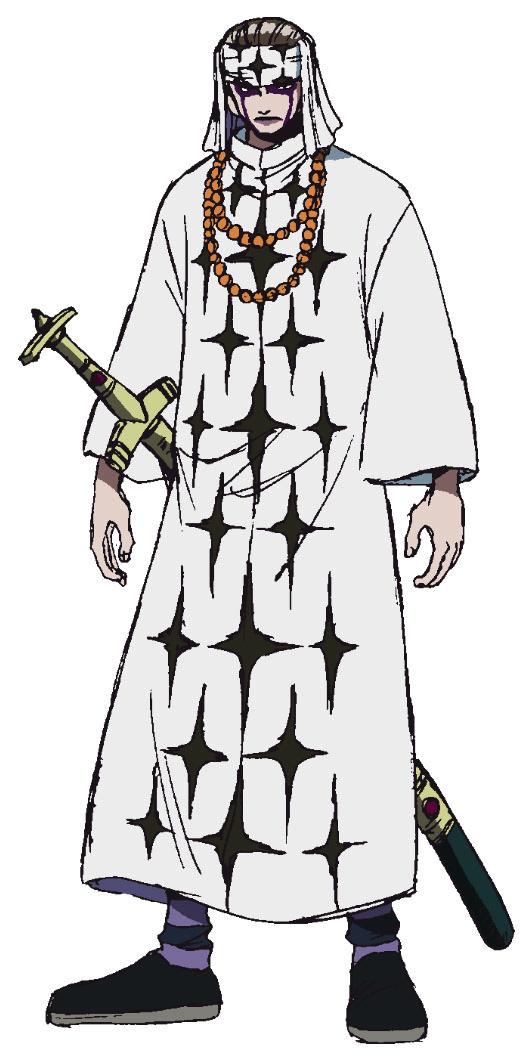 Pell Anime Concept Art