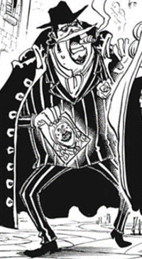 Bege's Dressrosa Disguise