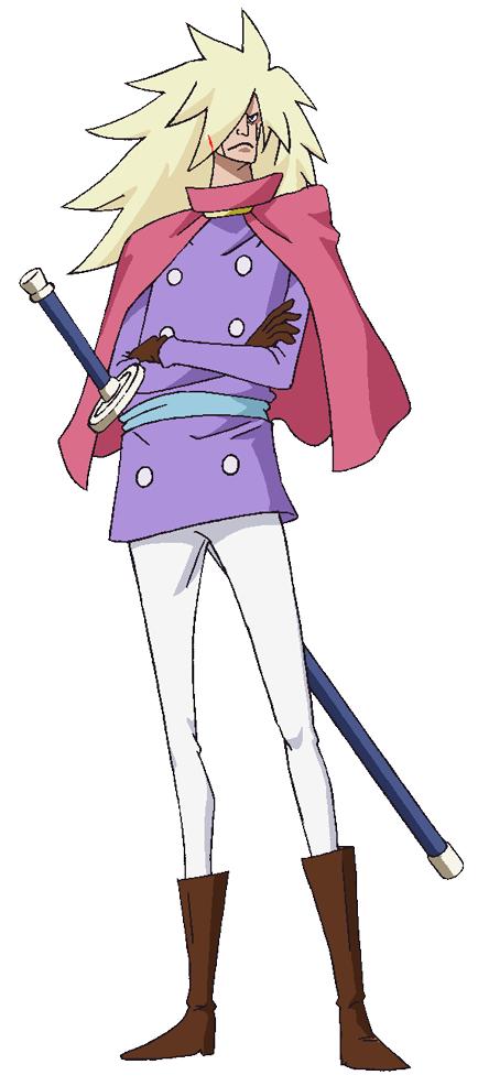Raisin Anime Concept Art