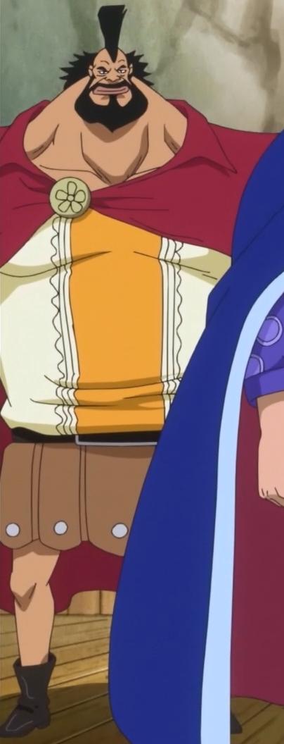 Tank Lepanto's Regular Outfit