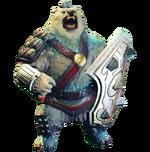 Arctos Shield Grizzly
