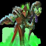 Lyzander, Cult of Death Resurrector