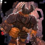 Bulgod the Armored Ogre