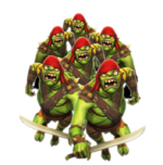 Pirate Light Orc