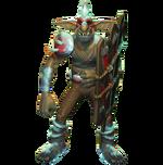 Frost Clan Shield Troll