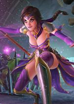 Gabriella The Redeemed Sorceress
