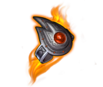Flame Bracers