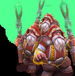 Dwarf Shaman
