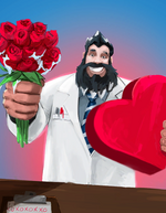 Paging Dr Love