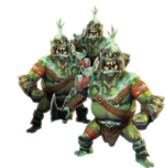 Frost Clan Medium Orc