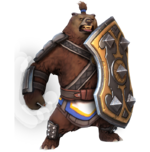 Shield Grizzly