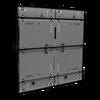 Paneled Wall 01