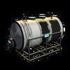 Large gas tank