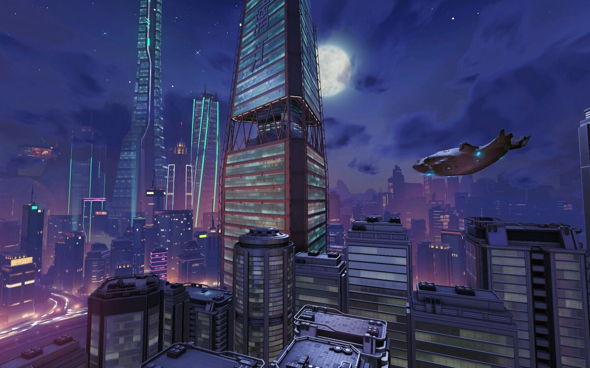 Lijiang Tower - Overwatch Wiki