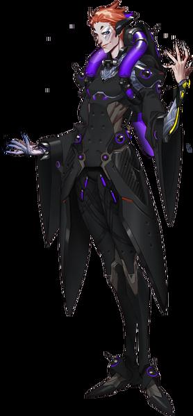 Heros Overwatch : Moira