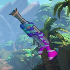 Barik Weapon Purple Thunder.png