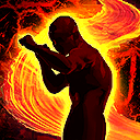 MeleeFireNotable passive skill icon.png