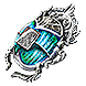Polished Divination Scarab inventory icon.png