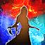 ElementalDamageAttackCasteSpeed (Elementalist) passive skill icon.png