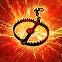 TrapAndMineDmgNotable passive skill icon.png
