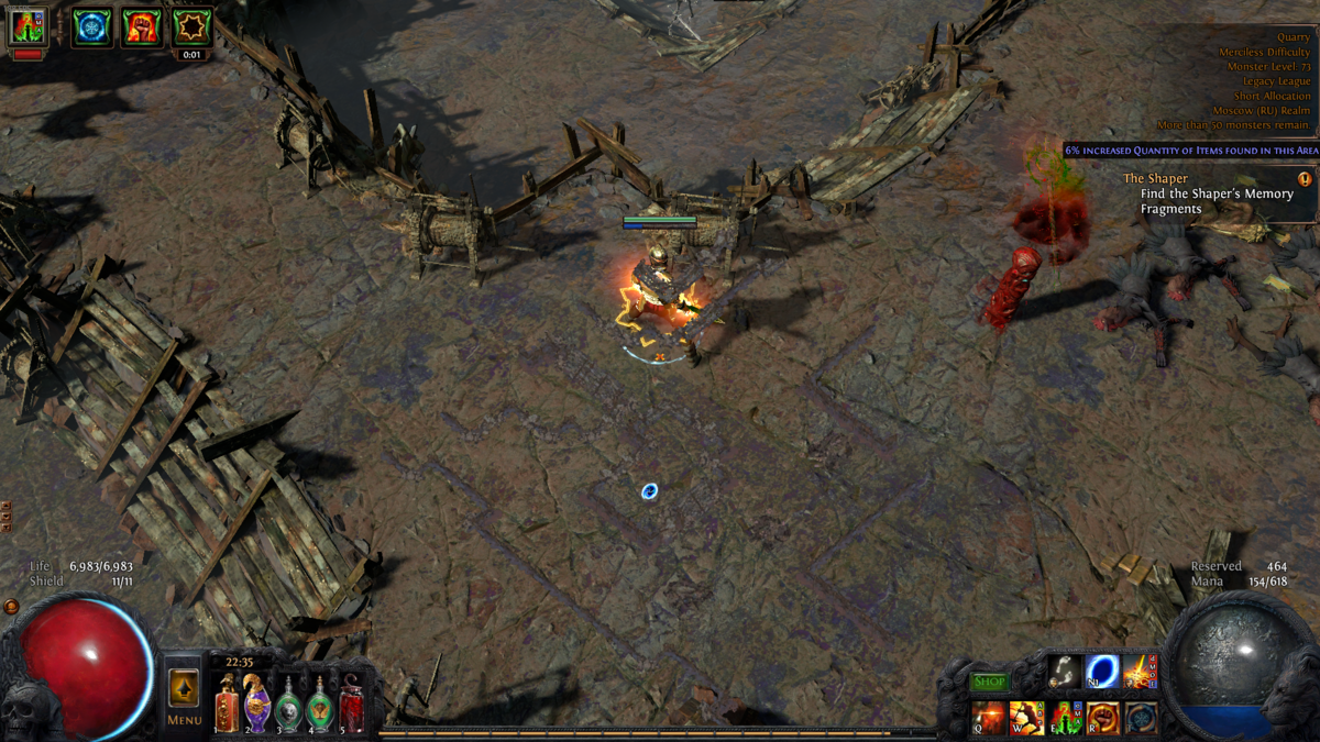 Path Of Exile   Harbinger Level  Vagan Craft