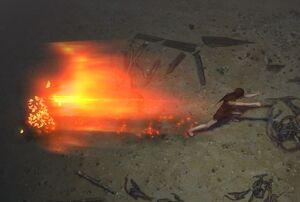 Flame Dash skill screenshot.jpg