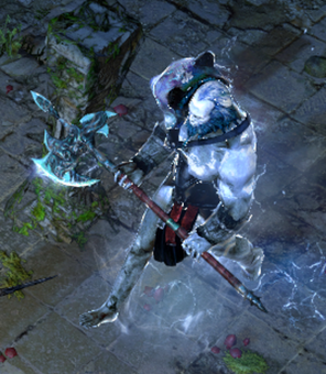 Avatar of Thunder