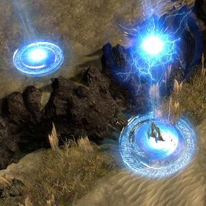 Lightning Warp skill screenshot.jpg