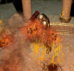 Molten Strike skill screenshot.jpg