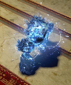 Summon Lightning Golem skill screenshot.jpg