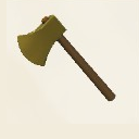 Gold Lumberjack Axe Icon.png
