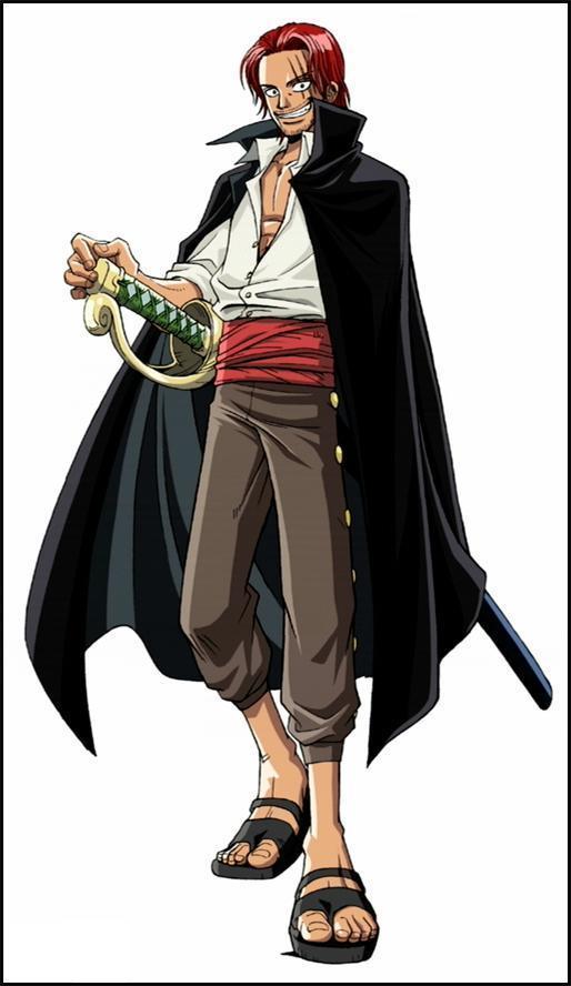 Image - Shanks One Piece.jpg - Superpower Wiki