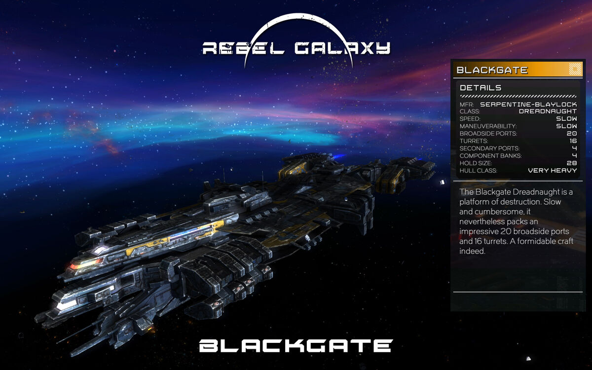 ships  blackgate