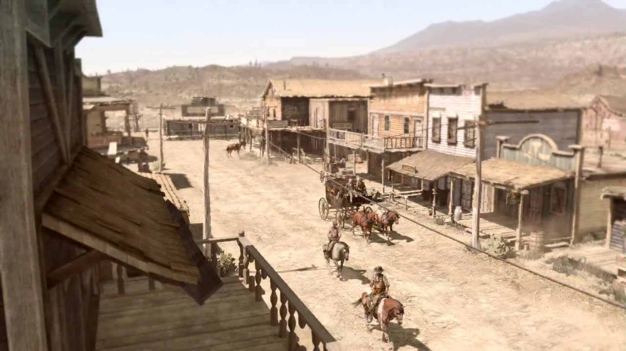 Wild West Outlaw {M} Red Dead Redemptio...