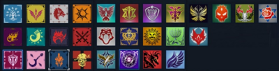 Emblem Choices